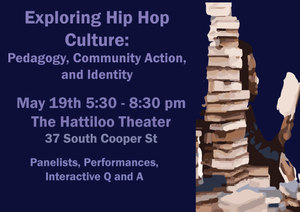 Hip Hop Culture Flyer